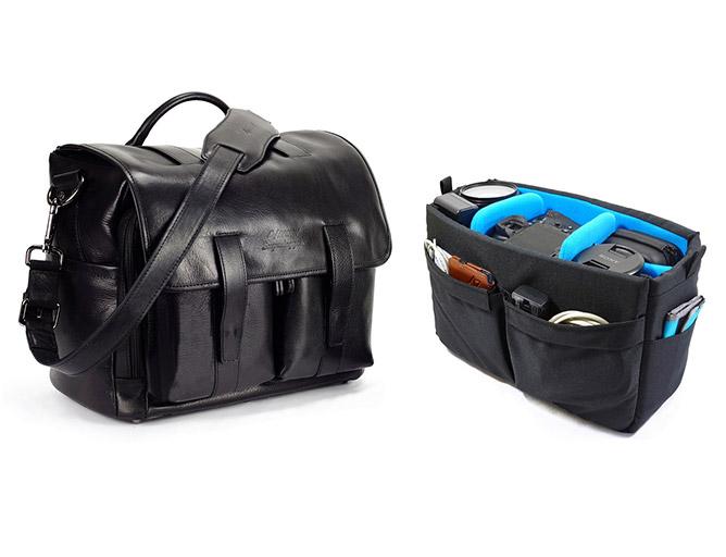 3c99a5bad4380 Fashion Leather Camera Bag